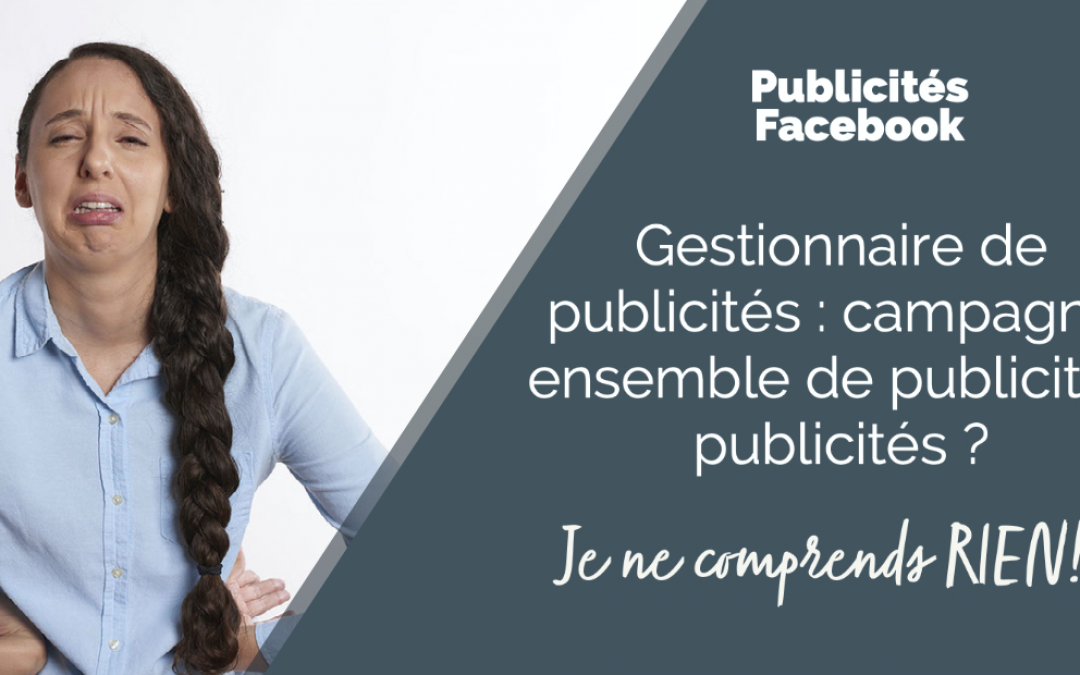 Gestionnaire de publicités Facebook: à quoi ça sert?