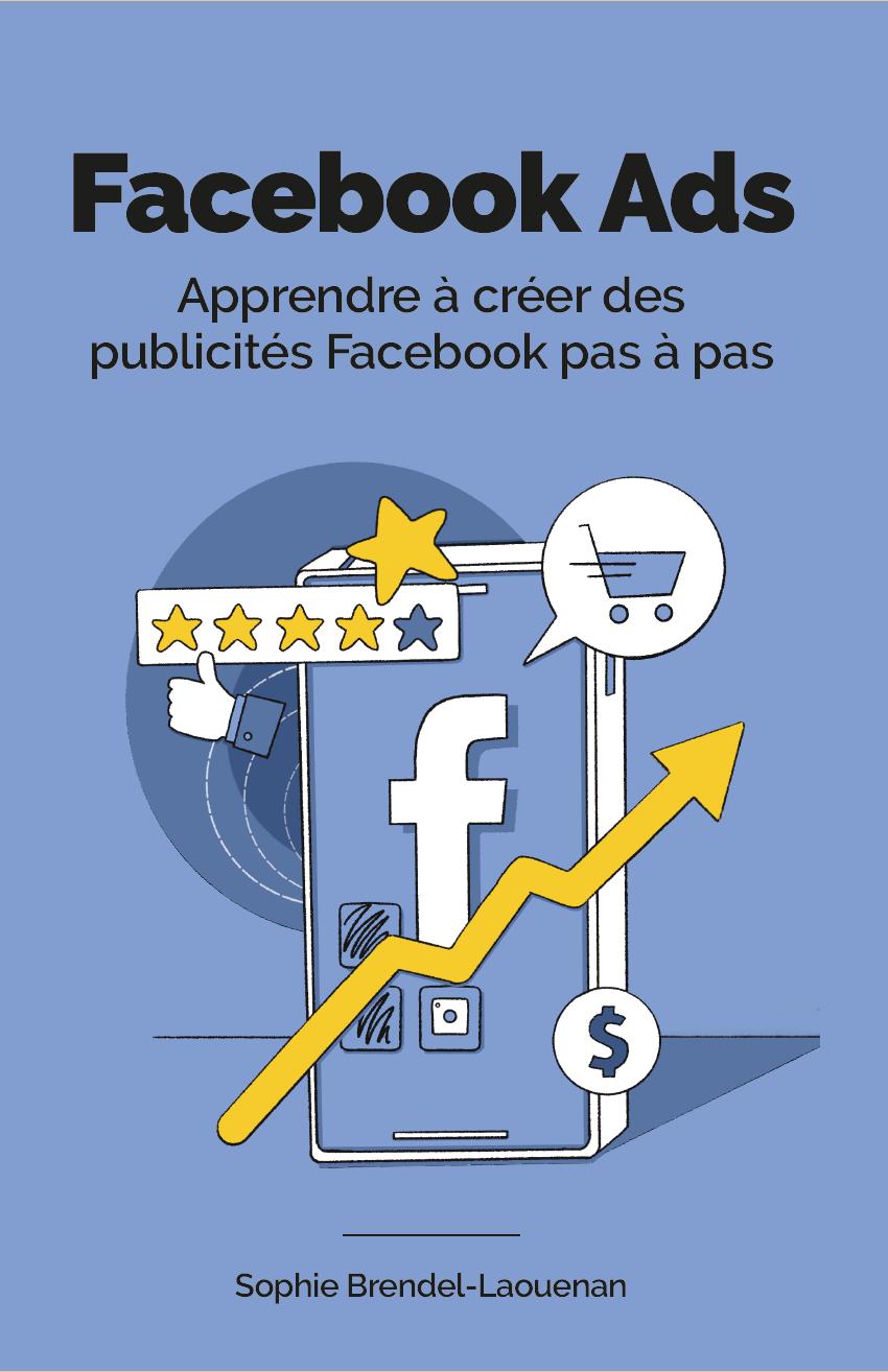 publicité facebook livre