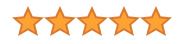 5 étoiles sur Amazon